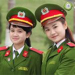 Bạn trẻ - Cuộc sống - Nỗi niềm nữ học viên Cảnh sát trực Tết
