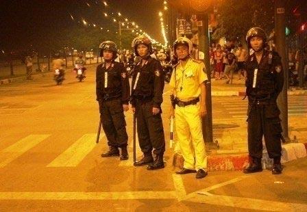 Bộ trưởng Công an: 'Không để tội phạm lộng hành' - 2