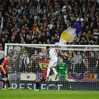 Phân tích khả năng bật cao của Ronaldo