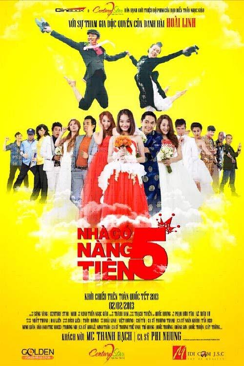Phim hài của Hoài Linh thắng đậm phòng vé - 2