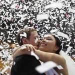Tin tức trong ngày - Hàn Quốc: Đám cưới tập thể của 3.500 cặp đôi