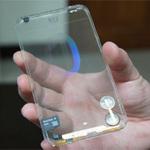 Thời trang Hi-tech - Smartphone trong suốt lộ diện