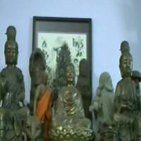 Bộ sưu tập tượng phật lớn nhất Việt Nam