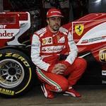 Thể thao - F1: Alonso xuất trận, Perez gây ấn tượng