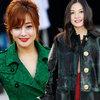 Kim Hee Sun đọ sắc Triệu Vy ở London FW