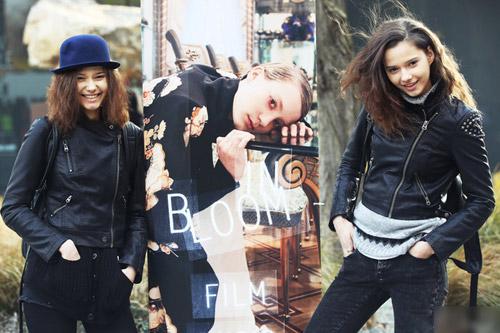 Tiệc thời trang sống động trên phố Anh - 15