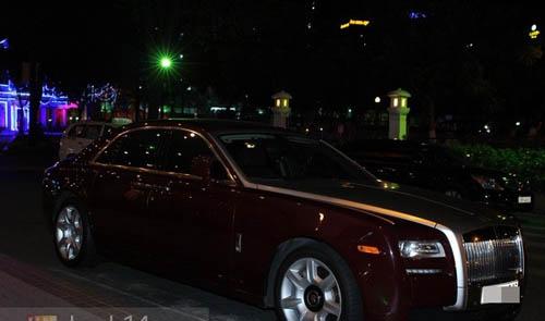 Sinh nhật đại gia Sài Thành với dàn xe siêu sang - 3
