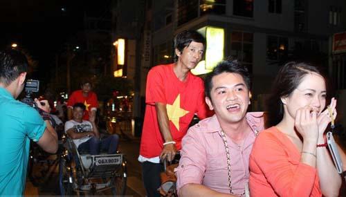 Sinh nhật đại gia Sài Thành với dàn xe siêu sang - 8