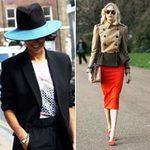 Thời trang - Tiệc thời trang sống động trên phố Anh