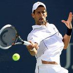 Running forehand  sát thủ  như Djokovic