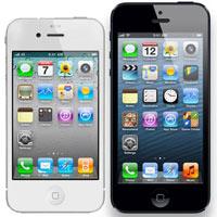 iPhone 5 và 4S thắng lớn trong quý IV
