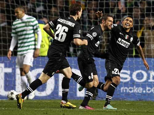 Sau lượt đi V1/8 Cup C1: Tiêu điều Liga - 2