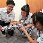 Giáo dục - du học - Học lập trình bằng robot