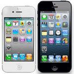 Thời trang Hi-tech - iPhone 5 và 4S thắng lớn trong quý IV