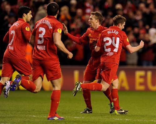 Liverpool – Zenit: Giọt lệ nuối tiếc - 1