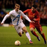 Liverpool – Zenit: Giọt lệ nuối tiếc