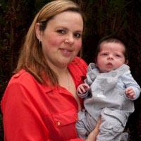 Khám đau lưng mới biết mang thai 9 tháng