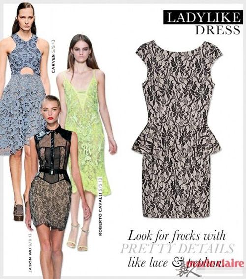 10 kiểu váy áo cực khó chối từ! - 7