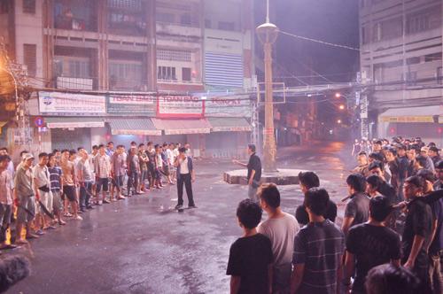 Đột nhập phim trường xã hội đen Sài Gòn - 6