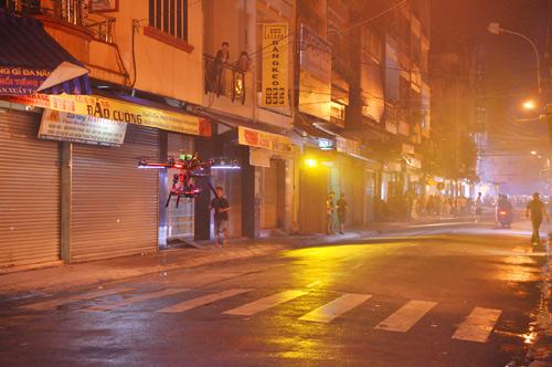 Đột nhập phim trường xã hội đen Sài Gòn - 9