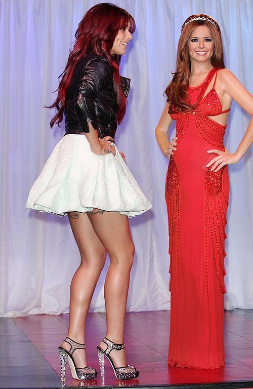 Khám hình xăm khắp cơ thể Cheryl Cole - 5