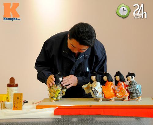 Bộ sưu tập búp bê truyền thống Nhật Bản - 6