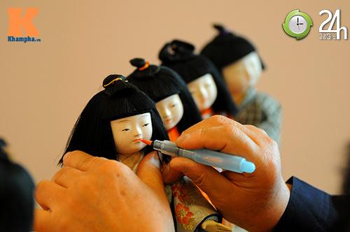 Bộ sưu tập búp bê truyền thống Nhật Bản - 7