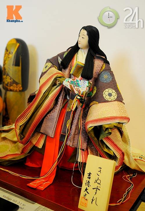 Bộ sưu tập búp bê truyền thống Nhật Bản - 4
