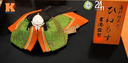Bộ sưu tập búp bê truyền thống Nhật Bản - 2