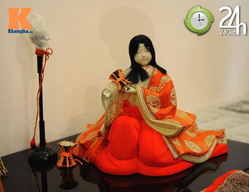 Bộ sưu tập búp bê truyền thống Nhật Bản - 5