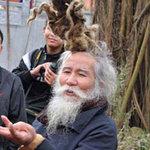 """Tin tức trong ngày - """"Dị nhân"""" tóc rồng xuất hiện tại hội Lim"""