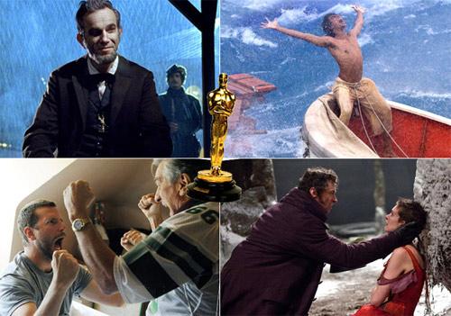 Argo đại thắng Oscar 2013 - 1