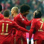 Bóng đá - Bayern - Bremen: Thỏa sức bắn phá