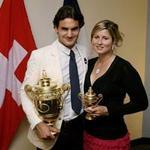 Đằng sau thành công của Federer là Mirka (Kỳ 2)