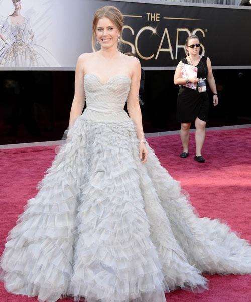 11 bộ đầm đẳng cấp nhất Oscars 2013 - 3