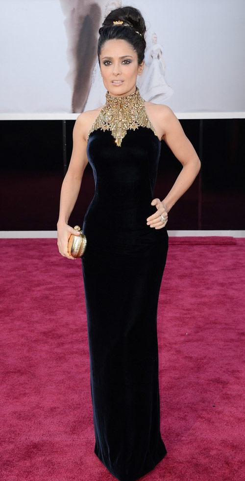 11 bộ đầm đẳng cấp nhất Oscars 2013 - 18