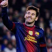 """Messi: """"Barca không phụ thuộc vào tôi"""""""