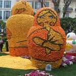 Du lịch - Tươi tắn sắc vàng lễ hội chanh ở Pháp