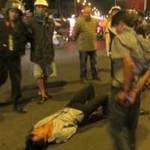 Tin tức trong ngày - Khiêu khích, cắn và đánh CSGT lúc nửa đêm