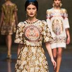 """Thời trang - Dolce & Gabbana lại gây """"thổn thức"""""""