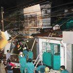 Tin tức trong ngày - Những vụ nổ sập kinh hoàng, nhiều người chết