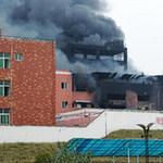 Tin tức trong ngày - TQ: Nổ nhà máy hóa chất, 20.000 người sơ tán