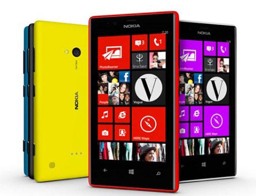 Lumia 720 và 520 chính thức trình làng - 1
