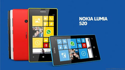 Lumia 720 và 520 chính thức trình làng - 3