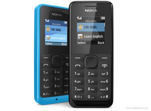 Nokia 105 và Nokia 301 giá rẻ lên kệ - 1