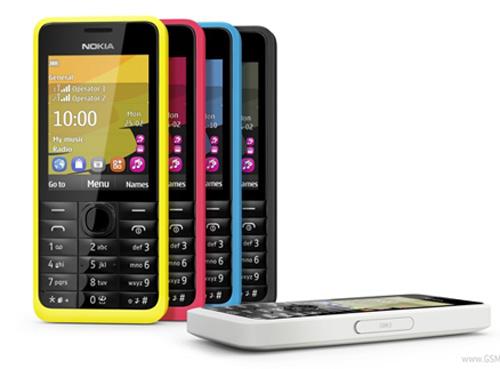 Nokia 105 và Nokia 301 giá rẻ lên kệ - 2