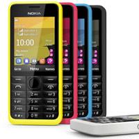 Nokia 105 và Nokia 301 giá rẻ lên kệ
