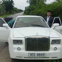 """Rolls-Royce """"nhái"""" xuất hiện tại Việt Nam"""