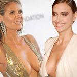 Thời trang - Siêu mẫu đua nhau mặc hở tại Oscar