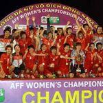 Bóng đá - AFF vinh danh bóng đá nữ Việt Nam